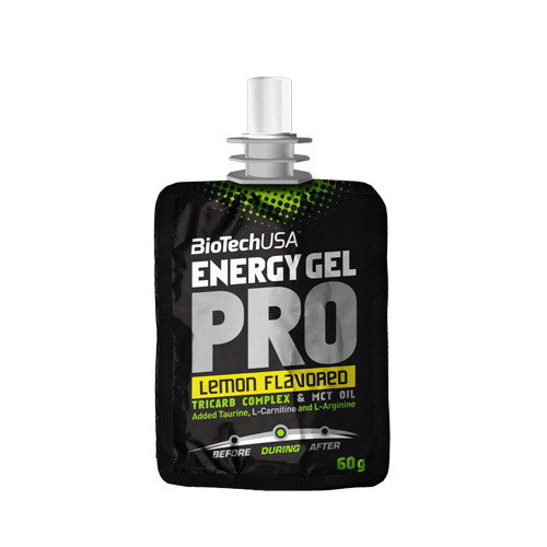 Энергетик BioTech Energy Gel Pro (60 г) биотеч orange