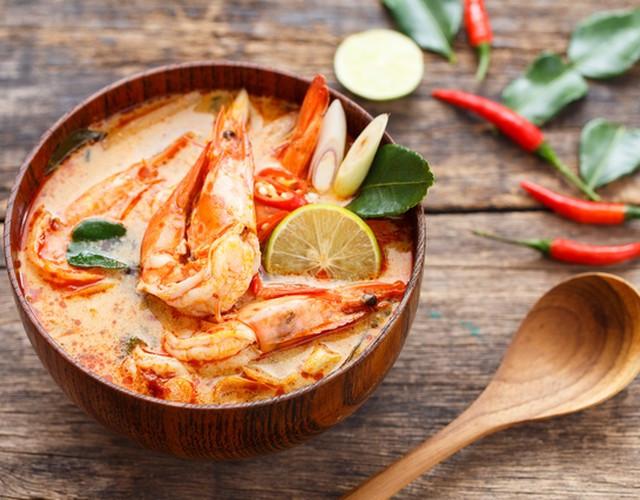 китайкий суп том-ям