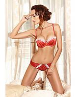 Комплекты нижнего женского белья Anabel Arto красные
