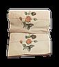 Махровое банное полотенце Цветок 150х90 см, 100% Хлопок, TM Maribor, Турция, фото 2