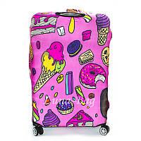 Чехол для чемодана много расцветок, фото 1
