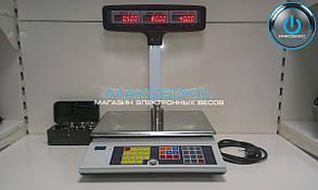 Весы торговые ВТА 60/15-5D-Т-АC Промприлад до 15 кг