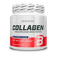 Для суставов и связок BioTech Collagen (300 г) black raspberry биотек коллаген