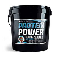 Комплексный протеин BioTech Protein Power (1 кг)  биотеч повер шоколад