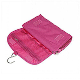 Косметичка органайзер дорожная 2Life подвесной 64,5х26 см Pink (n-214), фото 3