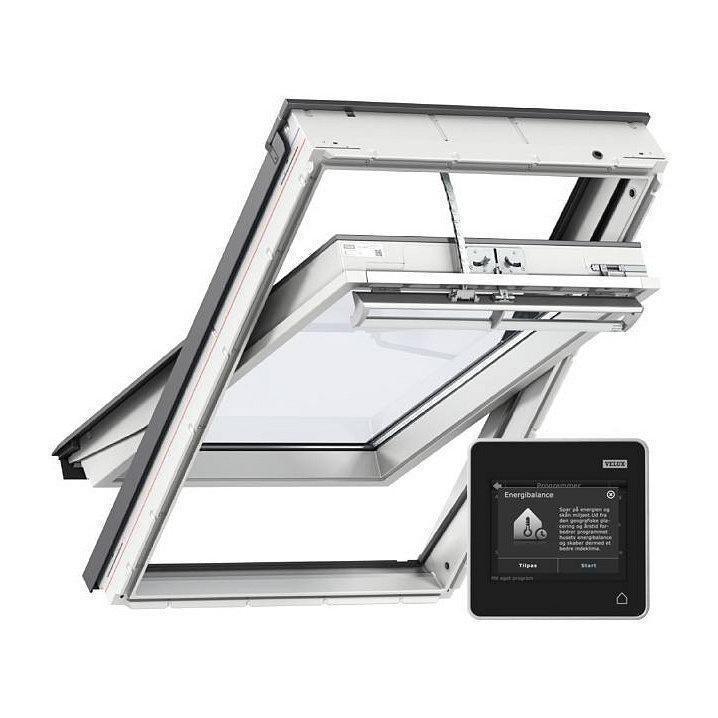 Мансардное окно Velux Премиум INTEGRA GGU 006621A FK06 66х118 см