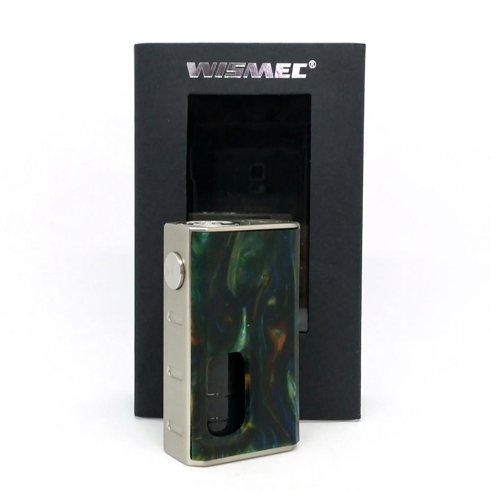 Уценка. Батарейный мод Wismec Luxotic BF 100W Swirled Metallic Resin