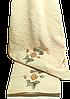 Махровое банное полотенце Цветок 150х90 см, 100% Хлопок, TM Maribor, Турция, фото 5