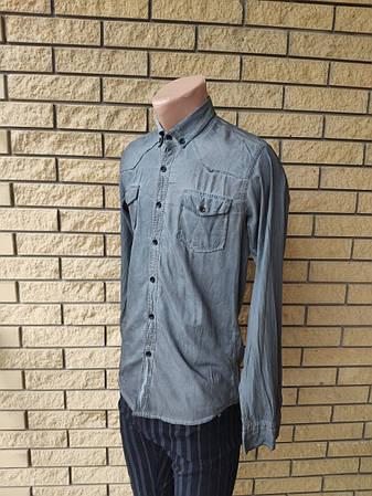"""Рубашка мужская коттоновая """"варенка"""" брендовая высокого качества MODAMIZBIR, Турция, фото 2"""
