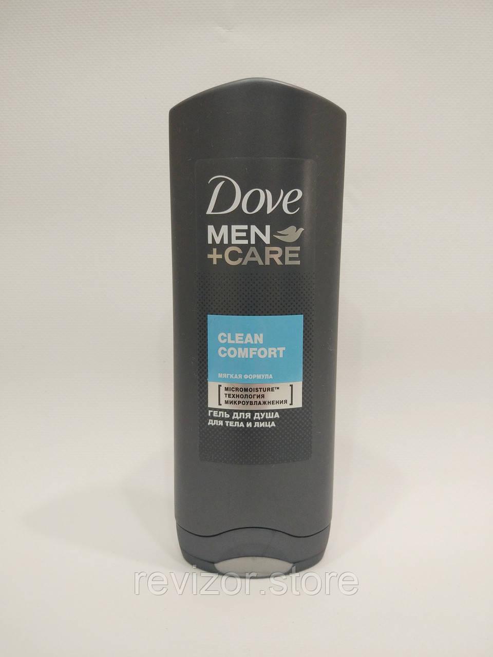 Гель для душа Men+Care Мягкая формула 250 мл - Dove 250 мл, фото 1