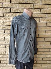 """Рубашка мужская коттоновая """"варенка"""" брендовая высокого качества MODAMIZBIR, Турция, фото 3"""