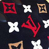 Сумка Луї Вітон хутро, шкіряні репліка, фото 2