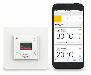 Терморегуляторы для систем электрических теплых полов