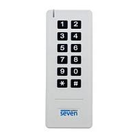 Беспроводная клавиатура со встроенным считывателем SEVEN Lock SK-7712w
