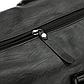Дорожная Сумка из Искусственной Кожи Черная (HB21806), фото 8