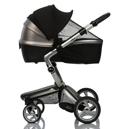 Солнцезащитный козырек на коляску Must Have Shade ТМ ДоРечі с черной москиткой, фото 2