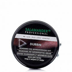 """Воск для обуви Salamander Professional """"Dubbin"""" 100 ml (нейтральный 001)"""