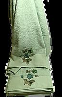 Турецкое банное полотенце 150*90 см.TM Maribor,  Зеленый