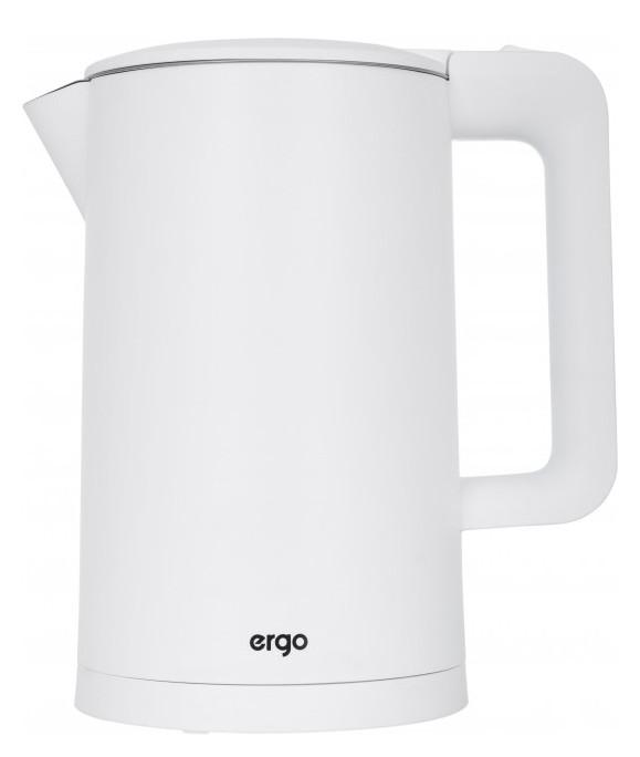 Электрочайник ERGO CT 8070 1.7 л Белый