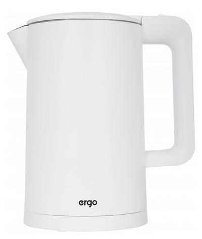 Электрочайник ERGO CT 8070 1.7 л Белый, фото 2