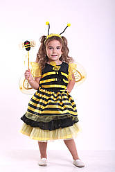 Костюм бджілки розмір 104 - 116, прокат карнавального одягу