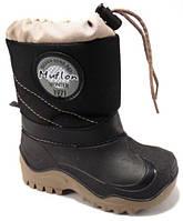 Детские сноубутсы для мальчика Muflon 35-36 (23,5 см)