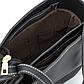 Женская Сумка Тоут из Искусственной Кожи Черная (А154), фото 6
