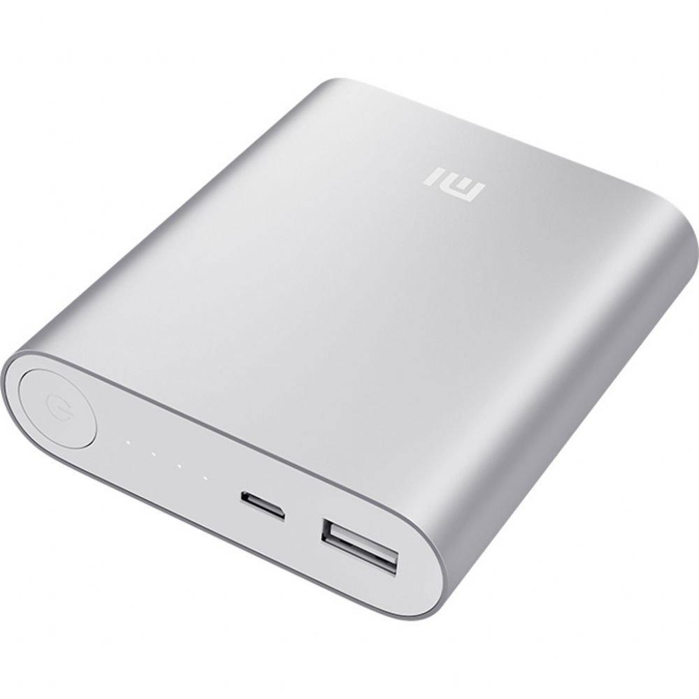 Power Bank MI 10400 (5200mАh) USB 2A