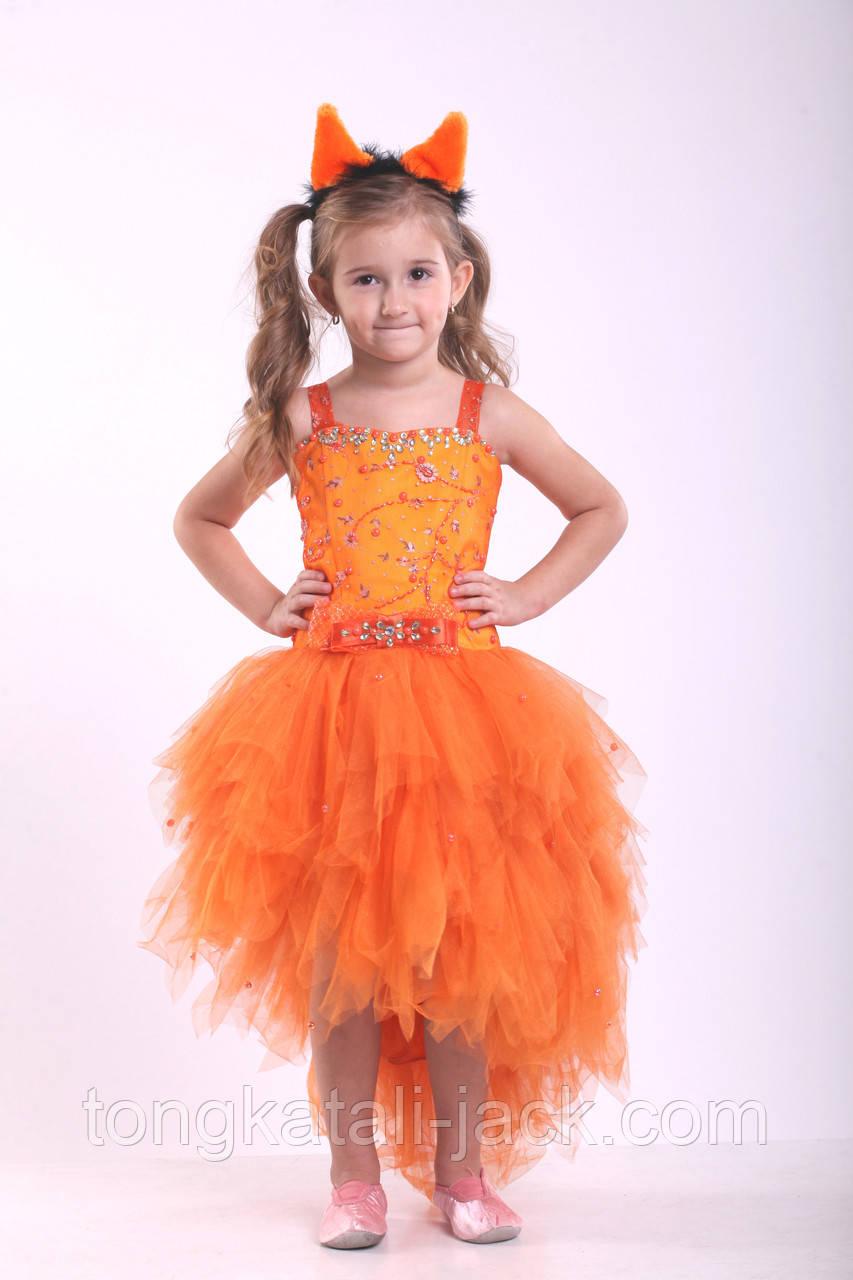 Нарядное платье размер 110- 128, прокат карнавальной одежды