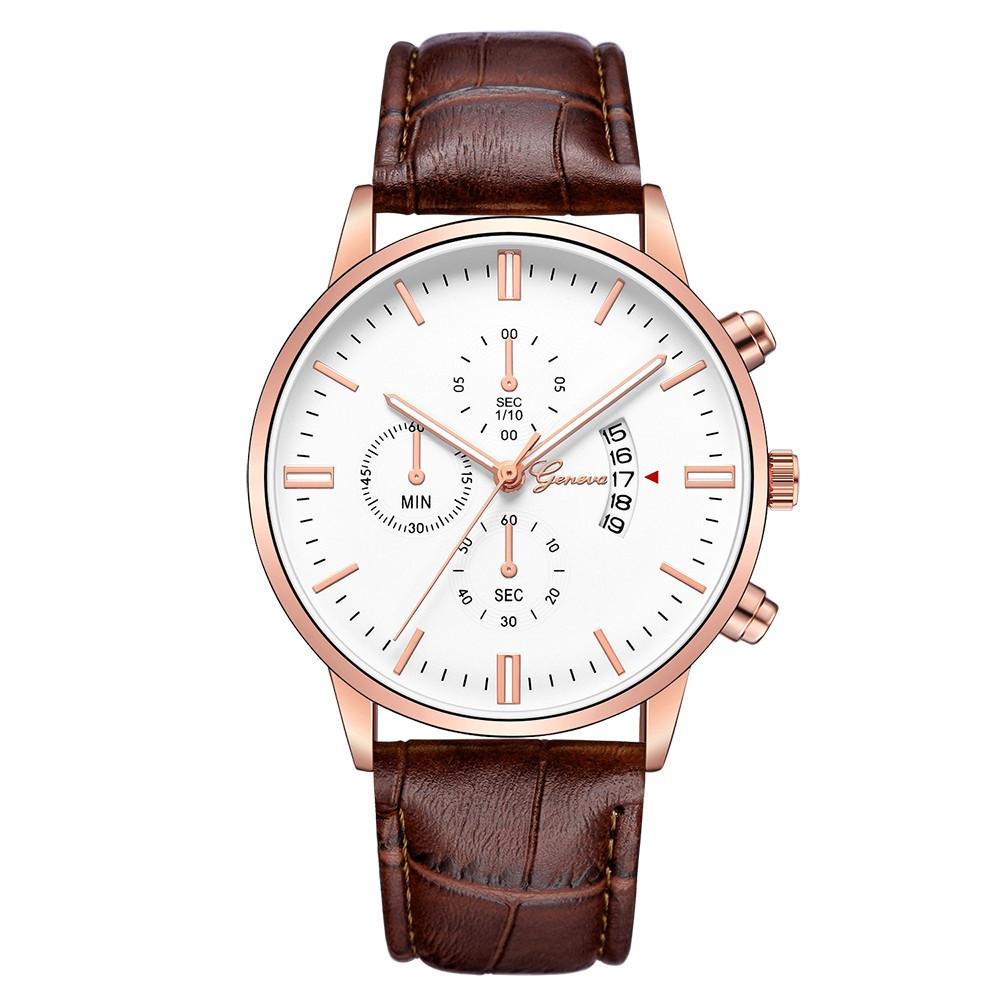 """Чоловічі наручні годинники """"Geneva"""""""