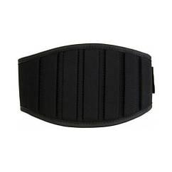 Страховочный пояс BioTech Austin 5 Belt velcro wide (размер M) черный