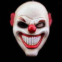 Маска GeekLand Плэй Дэй Клоун из Далласа Payday 2 Clown From Dallas КМ 64.93