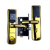 Автономный RFID замок SEVEN Lock SL-7731 Gold