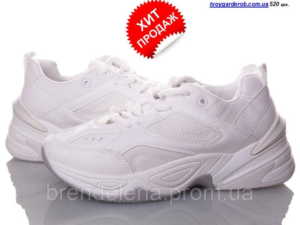 Модные ХИТовые женские кроссовки р39  ( код 4843-00)