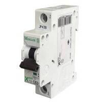 Автоматический выключатель PL4-C25A однофазный Moeller-EATON