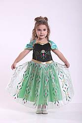 Сукня принцеси Анни, прокат карнавальних костюмів