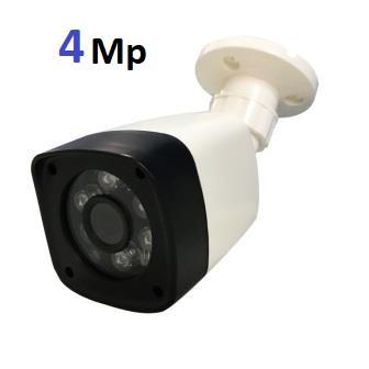4Mp AHD/CVI/TVI Камера видеонаблюдения IP66