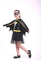 Костюм Бетмена для девочки, прокат карнавальных костюмов, фото 1
