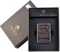 Электронная Зажигалка, USB Jim Beam 4343,Практичный подарок,Новинка