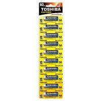 Батарейка TOSHIBA LR6 HP Alkaline BP 1X10