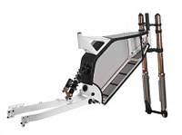 Рама Evel e-cross + suspension (с амартизатором и вилкой)