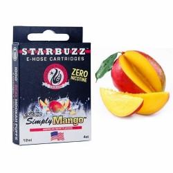 Картридж Starbuzz E-Hose -Simply Mango (Манго), 1 шт