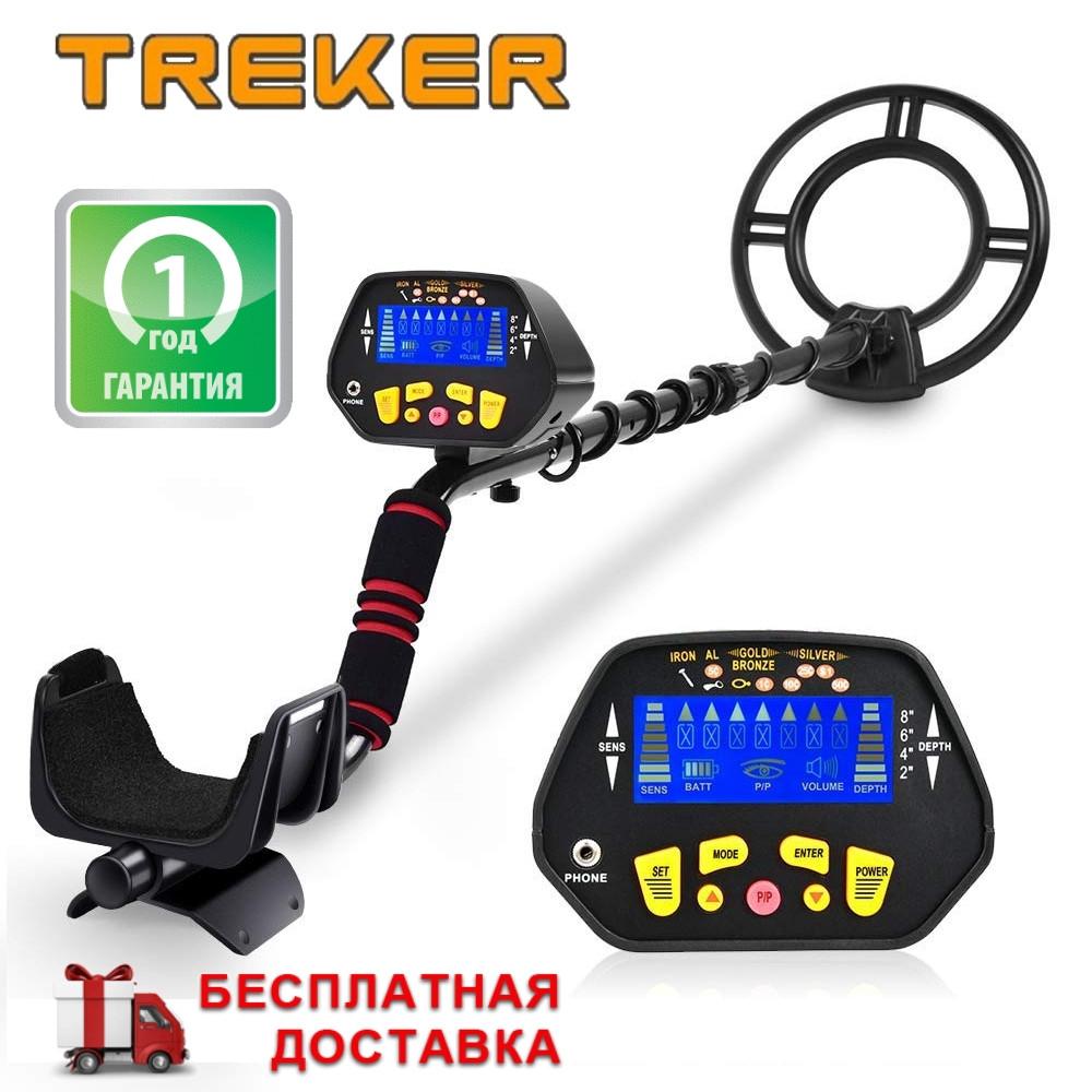 Металлоискатель TREKER GC-1028 Трекер (аналог Garrett ACE 250), фото 1