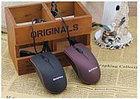 Проводная USB мышь Lenovo