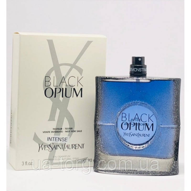 Тестер жіночий Yves Saint Laurent Black Opium Intense