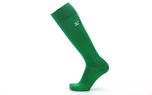 Гетры футбольные мужские MIZUNO 95627 (Зеленый)