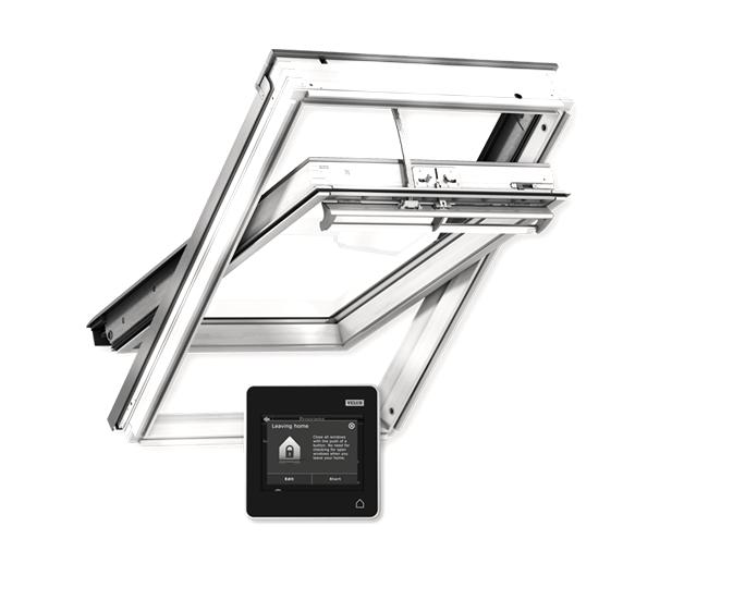 Мансардне вікно Velux Преміум Solar GGU 006630A MK06 78х140 см