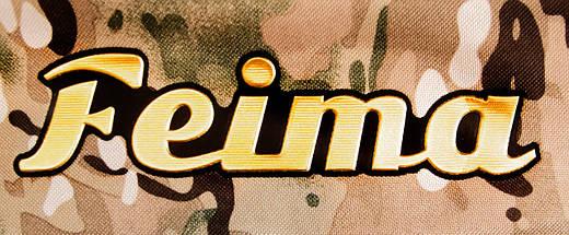 Чехол Feima 3х секционный \Gold\100 cm, фото 3