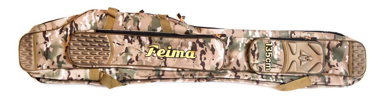 Чехол Feima 3х секционный \Gold\150 cm, фото 2