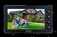 Домофон SEVEN DP–7574 FHD black, фото 1